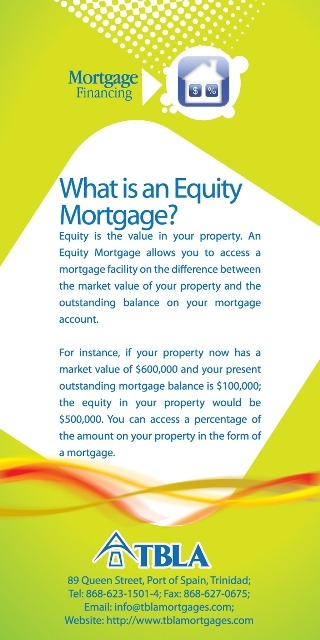 TBLA Equity Loan back flyer