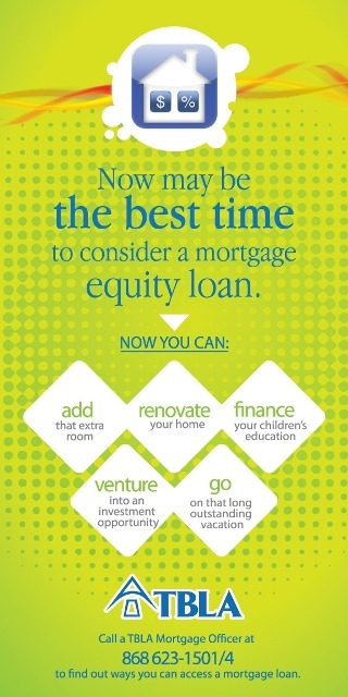 TBLA Equity Loan front flyer